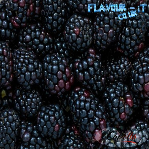 Capella Blackberry Flavour Drops